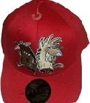 Red Angry Beavers Cap