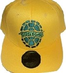 Yellow Turtles Cap